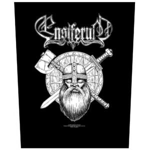 Back Patch Ensiferum - Sword & Axe