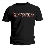 T-shirt Decapitated - Blood Logo