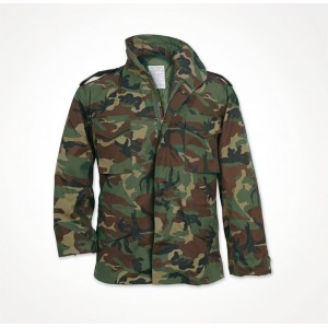 Fieldjacket Camouflage M65