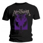 T-shirt Nunslaughter - Yagi