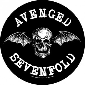 Back Patch Avenged Sevenfold - Death Bat