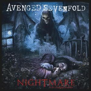 Patch Avenged Sevenfold - Nightmare