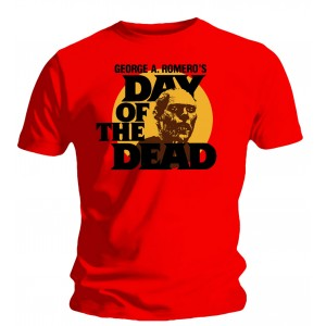 T-shirt Day Of The Dead - Sun