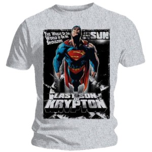 T-shirt Superman - Son Of Krypton