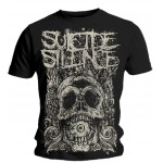 T-shirt Suicide Silence - Death Of Cyclops