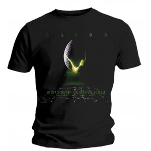 T-shirt Alien - Egg