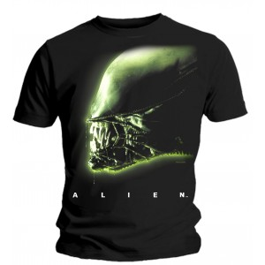 T-shirt Alien - Head