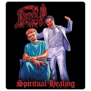 Sticker Death - Spiritual Healing