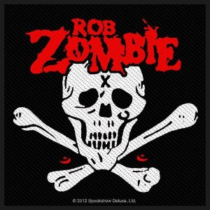 Patch Rob Zombie - Dead Return