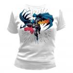 T-shirt Batman - Leaping - Femme