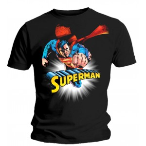 T-shirt Superman - Solar Burn
