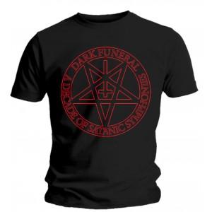 T-Shirt Dark Funeral - I Am Satan