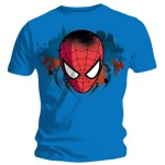 T-shirt Spiderman - Head