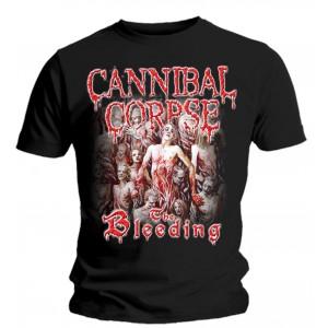 T-Shirt Cannibal Corpse - The Bleeding