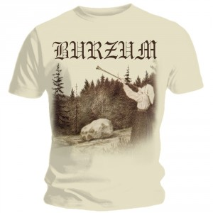 T-shirt Burzum - Filosofem