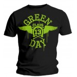 T-Shirt Green Day - Neon Wings