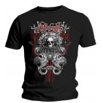 T-Shirt Arch Enemy - Revolution Begins