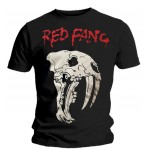 T-shirt Red Fang - New Skull