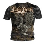 T-shirt Judas Priest - Sad Wings Allover