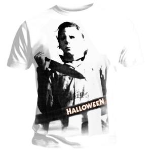 T-shirt Halloween - Michael