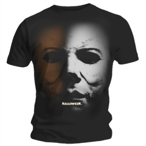 T-shirt Halloween - Jumbo Mask