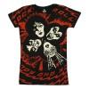 T-shirt Kiss - Ladies Room - Femme