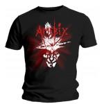 T-shirt Amebix - Splat Head