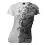 T-shirt Alchemy - Crouching Dragon - Femme