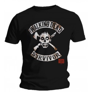 T-shirt The Walking Dead - Survivor
