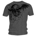 T-shirt Avenged Sevenfold - Oversized Bat