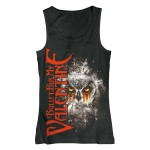T-shirt Bullet For My Valentine - Top Owl Eyes - Femme