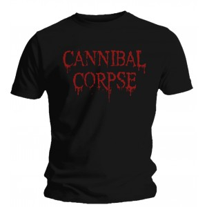 T-shirt Cannibal Corpse - 25 years