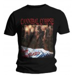T-shirt Cannibal Corpse - Tomb Of The Mutilated