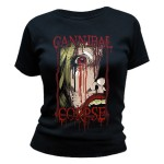 T-shirt Cannibal Corpse - Face - Femme