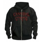 Sweat Zippé Cannibal Corpse - Caged Contorted