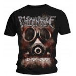 T-shirt Bullet For My Valentine - Gasmask