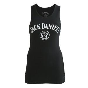T-shirt Jack Daniel's - Top Old N°7 - Femme