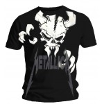 T-shirt Metallica - Scary Guy Jumbo