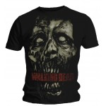 T-shirt The Walking Dead - Bold Walker
