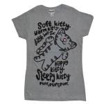 T-shirt The Big Bang Theory - Soft Kitty - Femme
