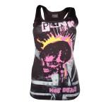 T-shirt Alchemy - Punk Not Dead - Femme