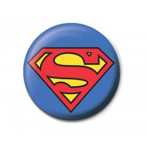 Badge Superman - Logo