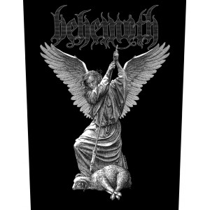 Back Patch Behemoth - Heretica