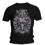 T-shirt In Flames - Triple Jester