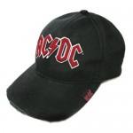 Casquette AC/DC - Logo rouge