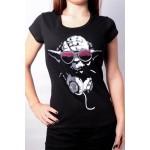 T-shirt Star Wars - Yoda - Femme