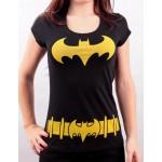T-shirt Batman - Batgirl Costume - Femme