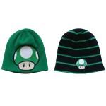 Bonnet Nintendo - Mushroom Reversible