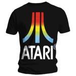 T-shirt Atari - Gradient Logo