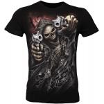 T-shirt prêt du corps Spiral - Assassin